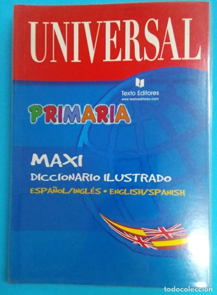 DICCIONARIO - INGLES ILUSTRADO - PLATIFICADO - NIVEL PRIMARIA - NUEVO (Libros Nuevos - Diccionarios y Enciclopedias - Diccionarios)
