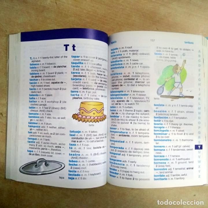 Diccionarios: DICCIONARIO - INGLES ILUSTRADO - PLATIFICADO - NIVEL PRIMARIA - NUEVO - Foto 2 - 212529522