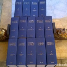 Diccionarios: DICTIONARY OF ARTISTS BENEZIT. 14 VOLUMES EDITIONS 2006. ENGLISH. Lote 212926082
