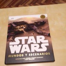 Diccionarios: STAR WARS MUNDOS Y ESCENARIOS. Lote 214487206
