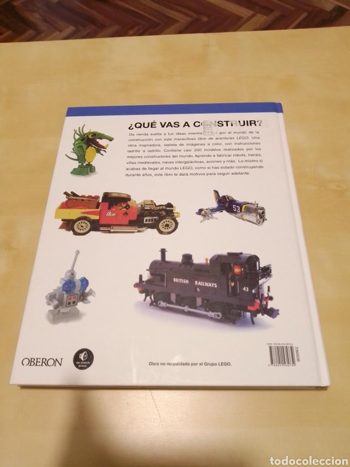 Diccionarios: El libro de aventuras Lego - Foto 2 - 214488258
