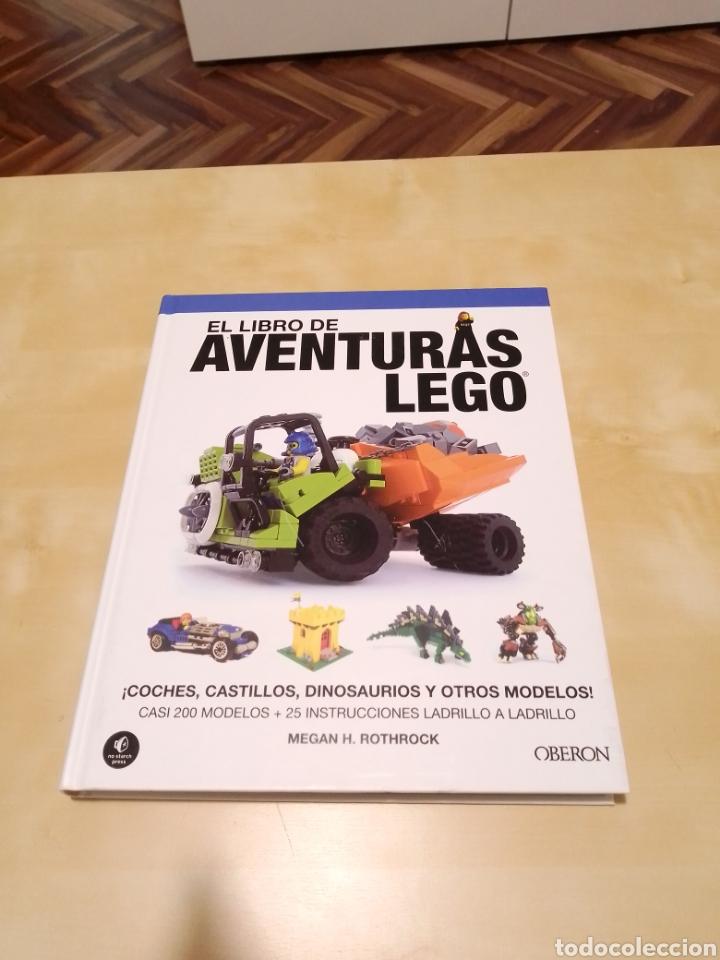 EL LIBRO DE AVENTURAS LEGO (Libros Nuevos - Diccionarios y Enciclopedias - Diccionarios)