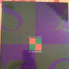 Diccionarios: EL LIBRO DE LA SEXUALIDAD. Lote 215314503