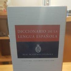 Diccionarios: DICCIONARIO, ESPASA, REAL ACADEMIA DE LA LENGUA. Lote 217166746