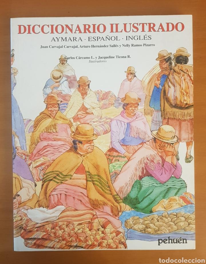 DICCIONARIO ILUSTRADO AYMARA. (Libros Nuevos - Diccionarios y Enciclopedias - Diccionarios)