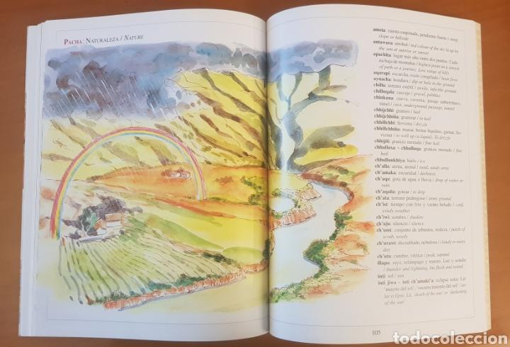 Diccionarios: Diccionario ilustrado AYMARA. - Foto 2 - 217269366