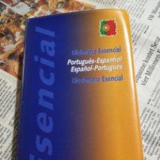 Diccionarios: DICCIONARIO PORTUGUÉS-ESPAÑOL. Lote 223501936