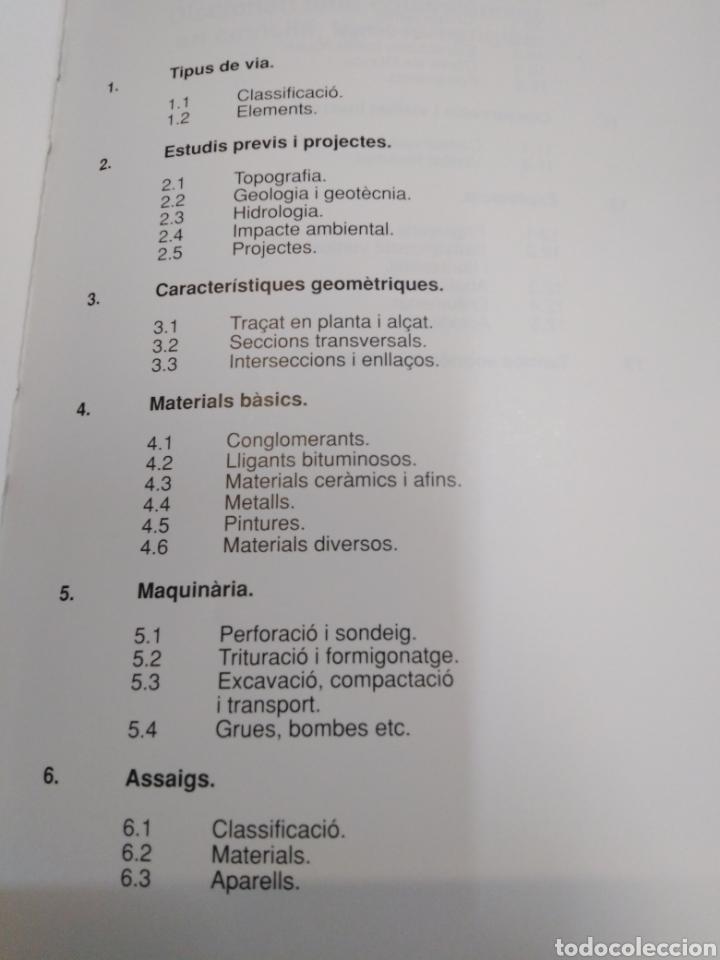 Diccionarios: DICCIONARI DE CARRETERES-CATALA/CASTELLA/FRANCES/ANGLES-1°EDICION 1991 - Foto 6 - 225230202
