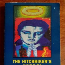 Diccionarios: HITCHHIKER'S GUIDE TO ELVIS: AN A-Z OF THE ELVIS - MICK FARREN. Lote 225310560