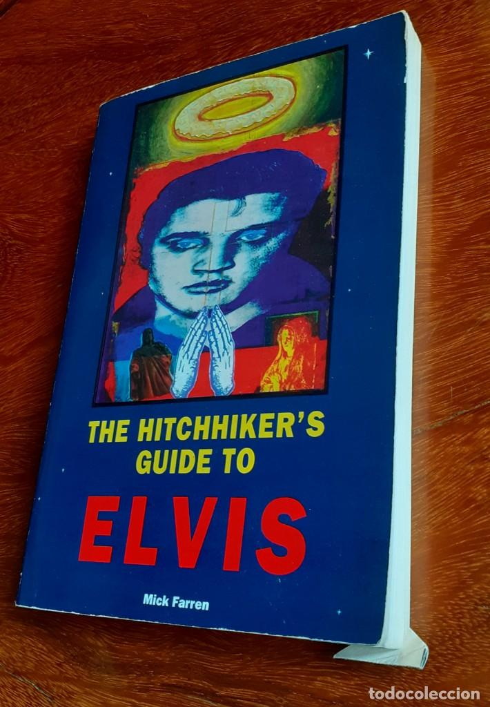 Diccionarios: Hitchhikers Guide to Elvis: An A-Z of the Elvis - Mick Farren - Foto 3 - 225310560
