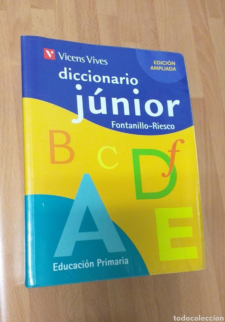 GRAN DICCIONARIO JUNIOR NUEVO (Libros Nuevos - Diccionarios y Enciclopedias - Diccionarios)