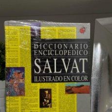 Diccionarios: SALVAT DICCIONARIO ENCICLOPEDICO ILUSTRADO NUEVO Y PRECINTADO. Lote 226100985
