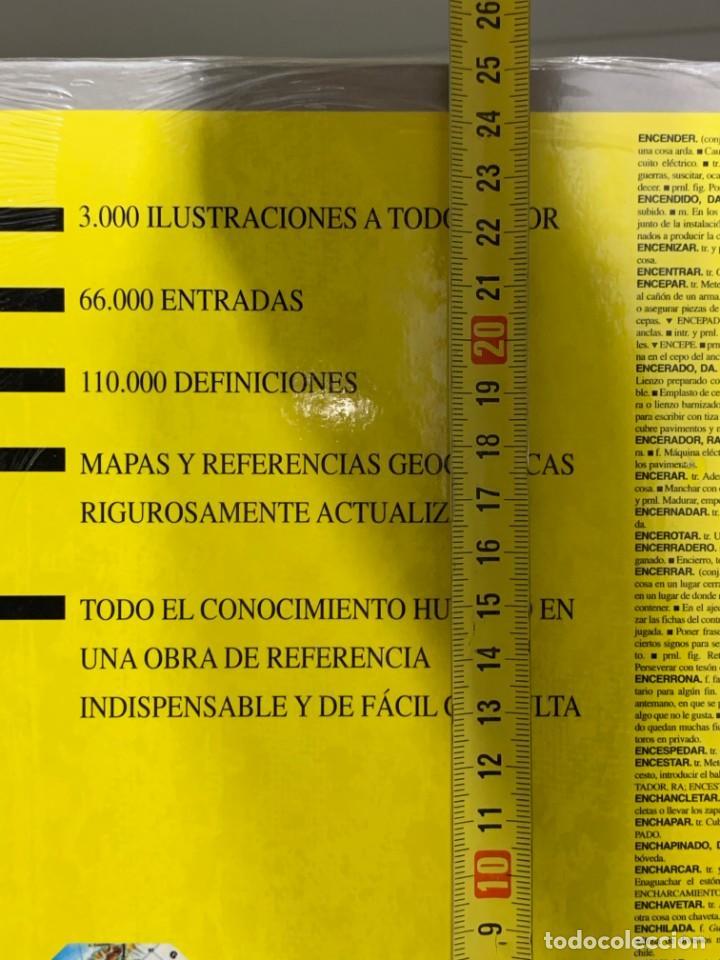 Diccionarios: SALVAT DICCIONARIO ENCICLOPEDICO ILUSTRADO NUEVO Y PRECINTADO - Foto 4 - 226100985