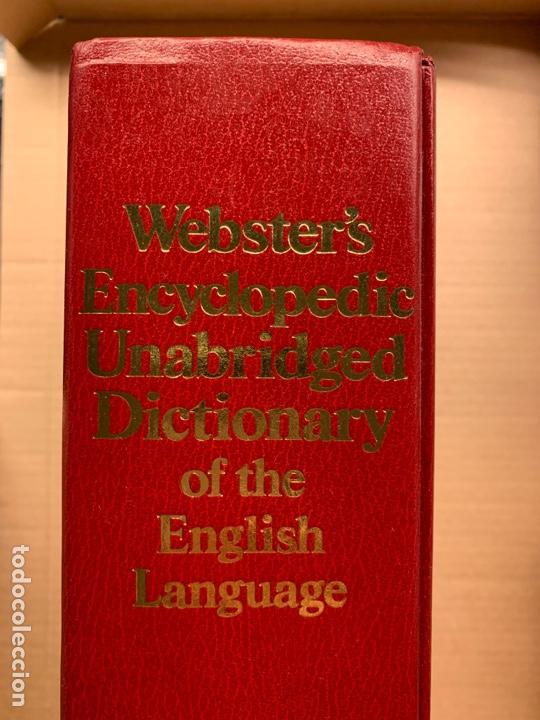 Diccionarios: Websters Encyclopedic Unabridged Dictionary of the English Language - Foto 2 - 226151495