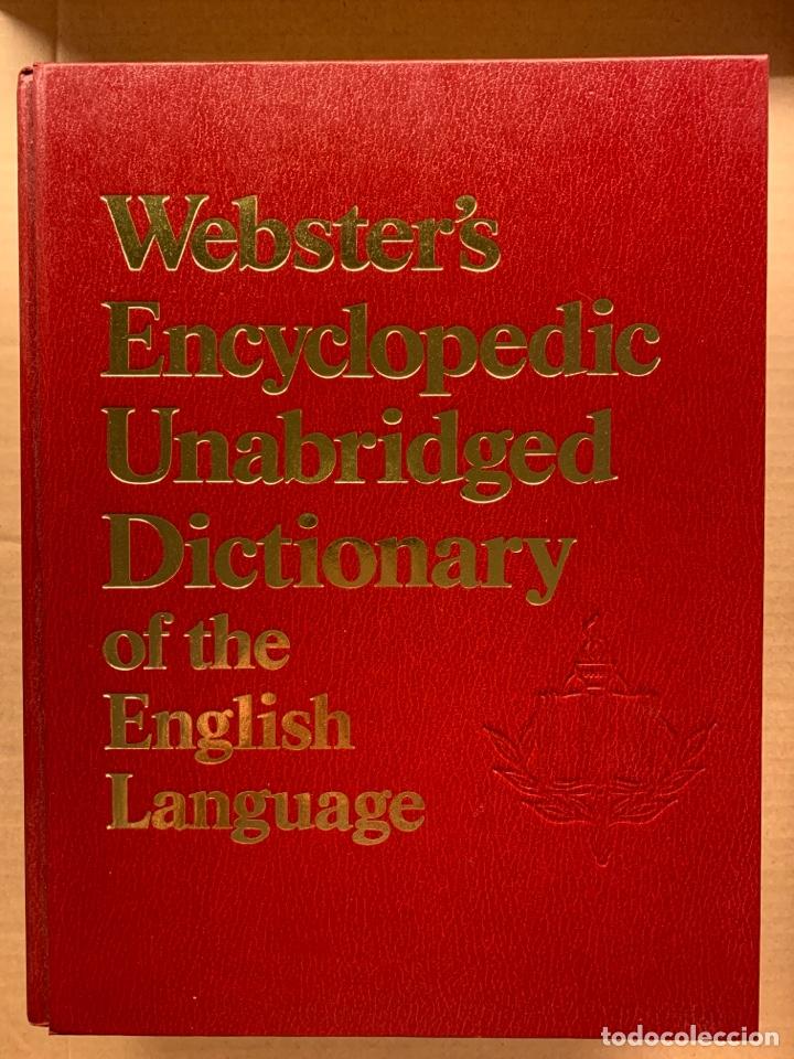 WEBSTER'S ENCYCLOPEDIC UNABRIDGED DICTIONARY OF THE ENGLISH LANGUAGE (Libros Nuevos - Diccionarios y Enciclopedias - Diccionarios)
