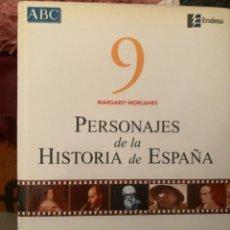 Diccionarios: ENCICLOPEDIA PERSONAJES DE LA HISTORIA DE ESPAÑA Nº 9. Lote 228211790
