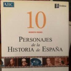 Diccionarios: ENCICLOPEDIA PERSONAJES DE LA HISTORIA DE ESPAÑA Nº 10. Lote 228212095