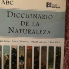 Diccionarios: DICCIONARIO ENCICLOPEDIA DE LA NATURALEZA - LOTE 2 TOMOS. Lote 228213240