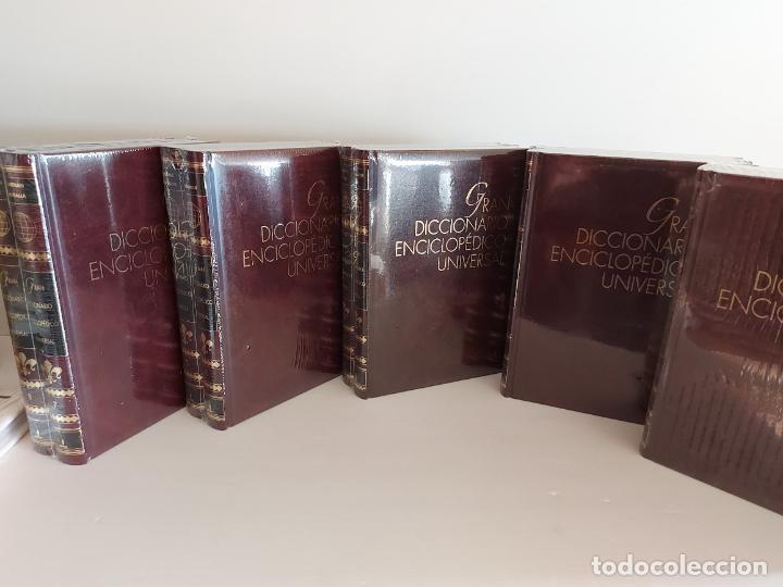 OCASIÓN !!! DICCIONARIO ENCICLOPÉDICO UNIVERSAL / OBRA COMPLETA 10 TOMOS / TODOS PRECINTADOS !! (Libros Nuevos - Diccionarios y Enciclopedias - Diccionarios)