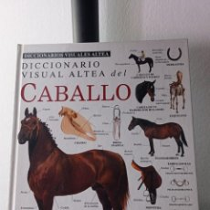 Diccionarios: DICCIONARIO VISUAL ALTEA DEL CABALLO. Lote 231628265