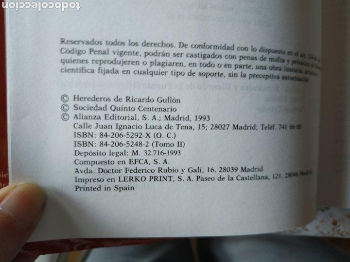 Diccionarios: Diccionarios de Literatura Española e Hispanoamericana - Foto 7 - 241164705
