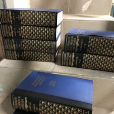 Livros: DICCIONARIO ENCICLOPÉDICO ABREVIADO-ESPASA-CALPE. Lote 241263970