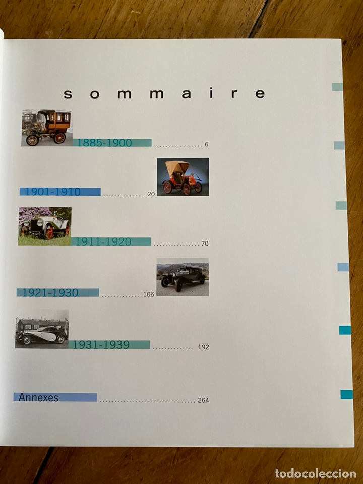 Diccionarios: Libro Dictionnaire de l'Automobile / Volume I 1885-1939 - Foto 6 - 242043425