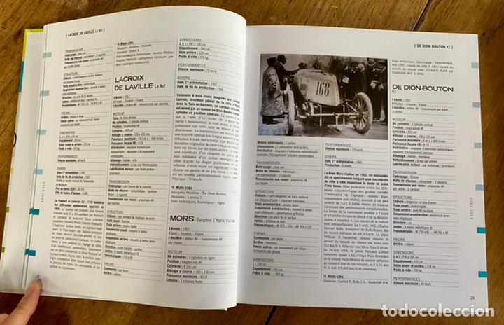 Diccionarios: Libro Dictionnaire de l'Automobile / Volume I 1885-1939 - Foto 8 - 242043425