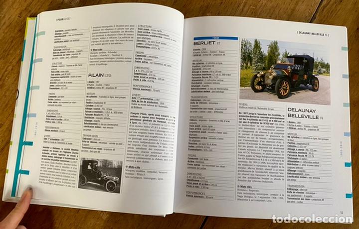 Diccionarios: Libro Dictionnaire de l'Automobile / Volume I 1885-1939 - Foto 9 - 242043425