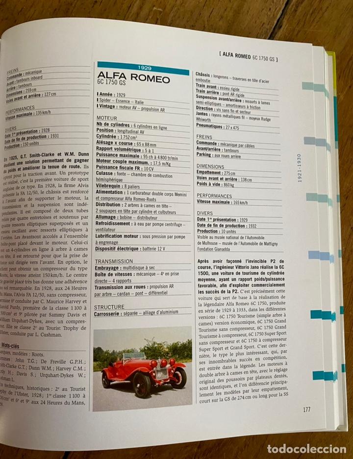 Diccionarios: Libro Dictionnaire de l'Automobile / Volume I 1885-1939 - Foto 11 - 242043425
