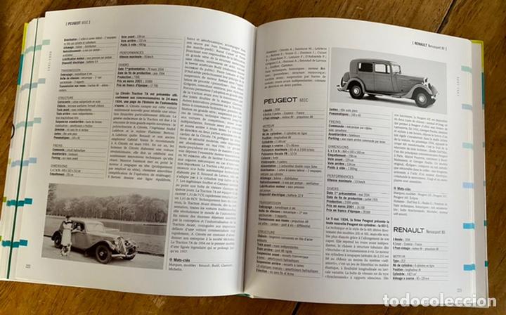 Diccionarios: Libro Dictionnaire de l'Automobile / Volume I 1885-1939 - Foto 12 - 242043425