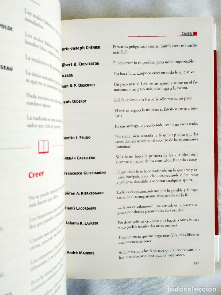 Diccionarios: DICCIONARIO ESPASA DE CITAS - Foto 3 - 242153790