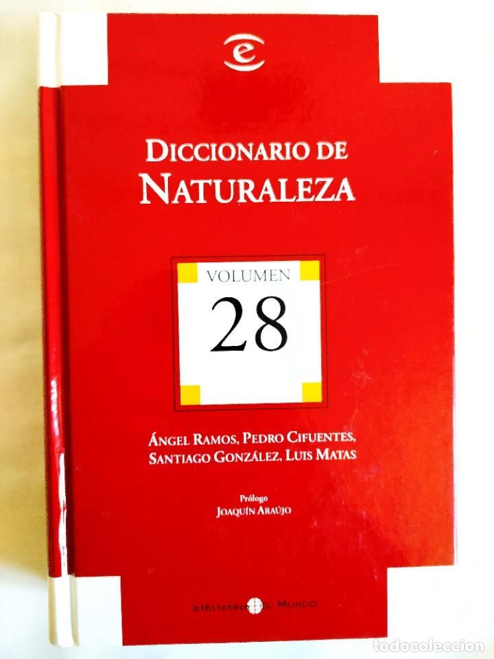 DICCIONARIO ESPASA DE LA NATURALEZA (Libros Nuevos - Diccionarios y Enciclopedias - Diccionarios)
