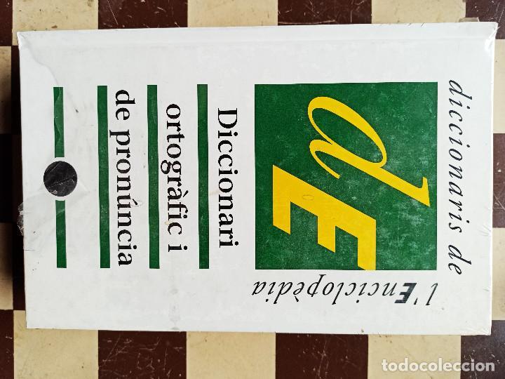 DICCIONARI ORTOGRÀFIC I DE PRONÚNCIA. PER ESTRENAR!! (Libros Nuevos - Diccionarios y Enciclopedias - Diccionarios)