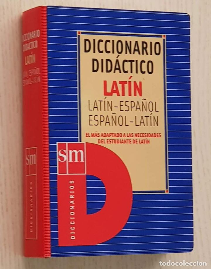 DICCIONARIO DIDÁCTICO DE LATÍN. SM. 2002. (Libros Nuevos - Diccionarios y Enciclopedias - Diccionarios)