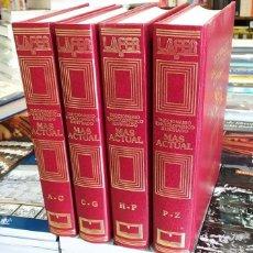Livros: DICCIONARIO ENCICLOPÉDICO ILUSTRADO MAS ACTUAL. LAFER. A-ENC-535-SF. Lote 246671735