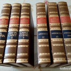 Diccionarios: GRAN DICCIONARIO ENCICLOPEDICO - 14 TOMOS. Lote 252776735