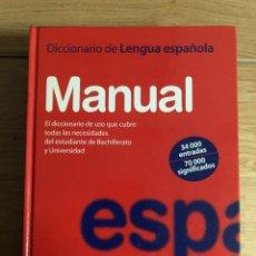Livres: 2007 DICCIONARIO DE LENGUA ESPAÑOLA VOX. Lote 253819485