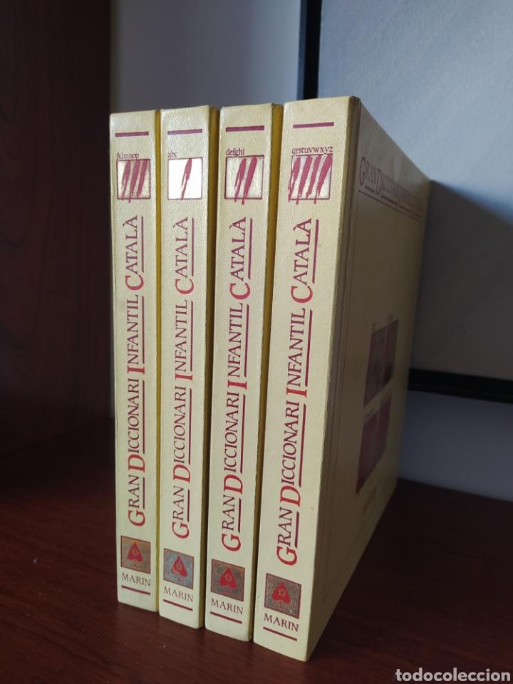GRAN DICCIONARI INFANTIL CATALA MARIN (Libros Nuevos - Diccionarios y Enciclopedias - Diccionarios)