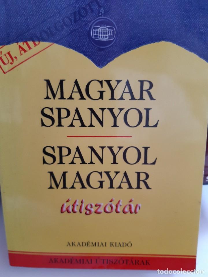 MAGYAR ESPAÑOL HUNGARO GUIA ESPASA CONVERSACION HUNGARO (Libros Nuevos - Diccionarios y Enciclopedias - Diccionarios)