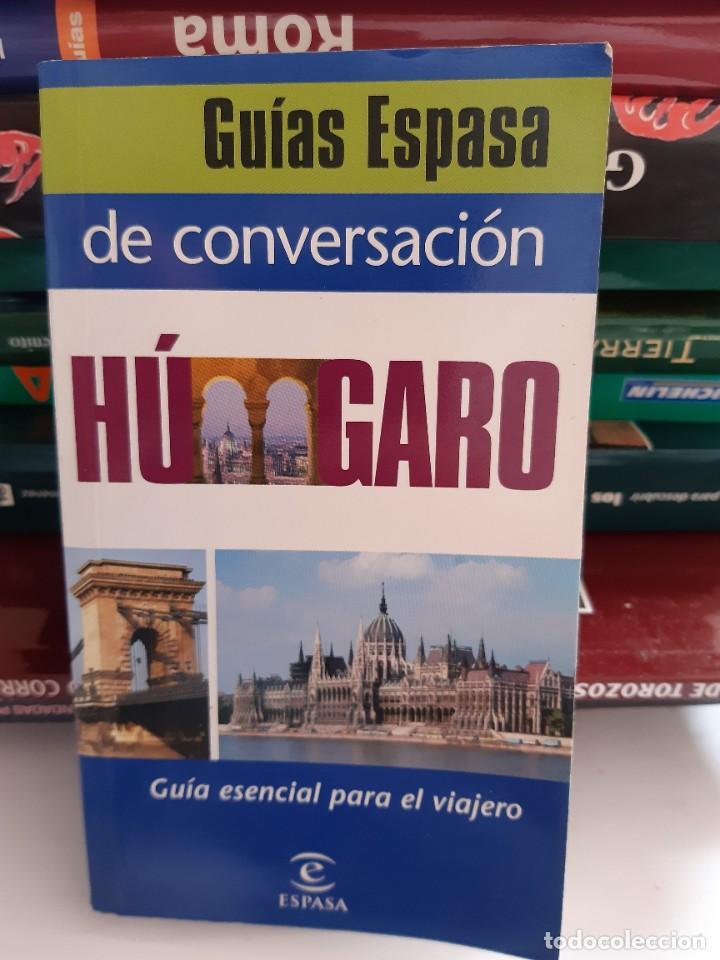 Diccionarios: MAGYAR ESPAÑOL HUNGARO GUIA ESPASA CONVERSACION HUNGARO - Foto 3 - 261668135
