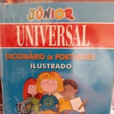 Diccionarios: DICCIONARIO DE PORTUGUES ILUSTRADO JUNIOR. Lote 261668265