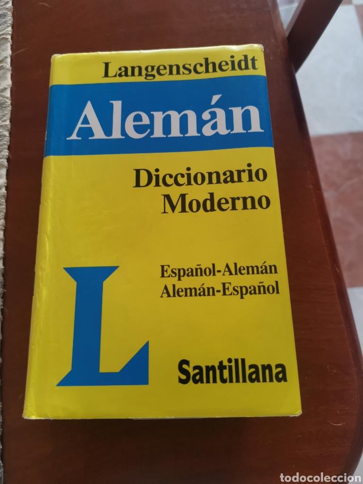 DICCIONARIO ALEMÁN (Libros Nuevos - Diccionarios y Enciclopedias - Diccionarios)