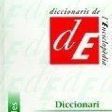Diccionarios: DICCIONARI CATALÀ-PORTUGUÈS. Lote 262231255