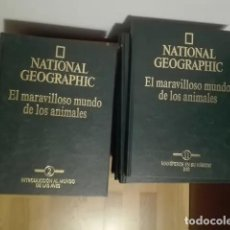 Diccionarios: EL MARAVILLOSO MUNDO DE LOS ANIMALES. Lote 262540450
