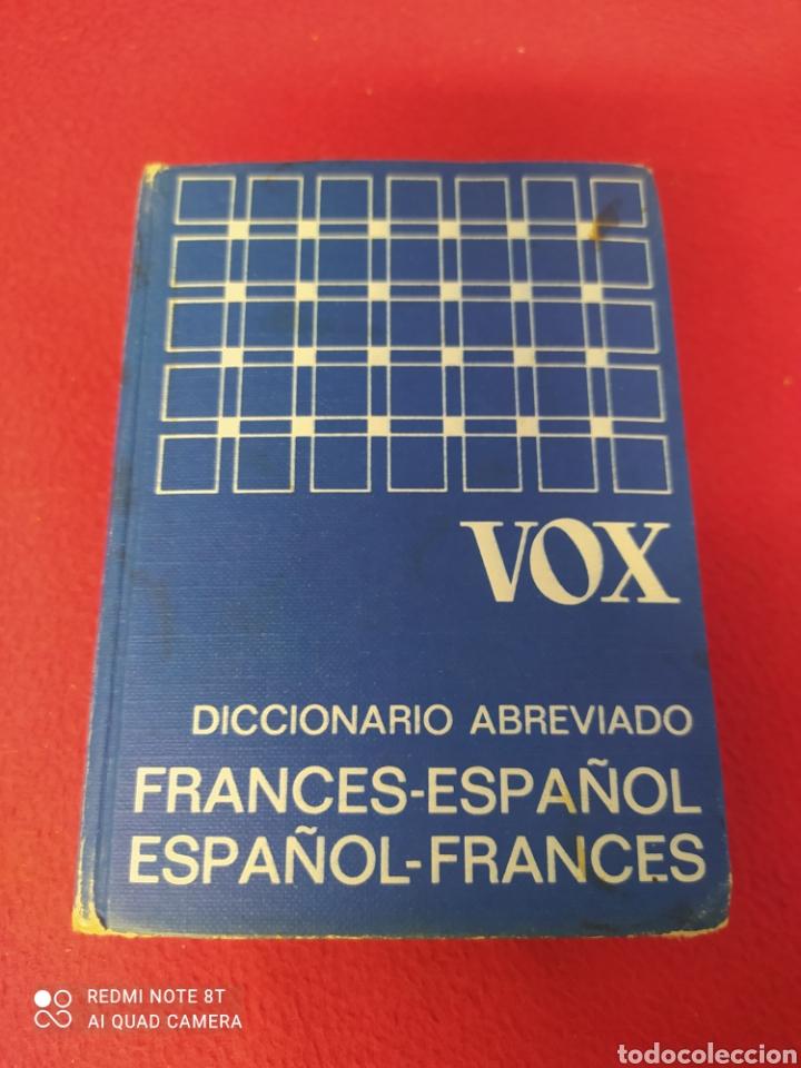 Diccionarios: DICCIONARIO FRANCÉS - ESPAÑOL VOX - Foto 2 - 265412454