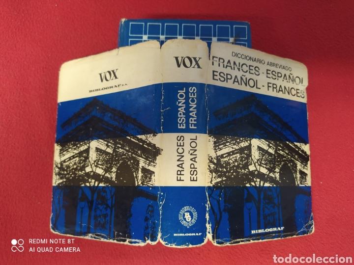 DICCIONARIO FRANCÉS - ESPAÑOL VOX (Libros Nuevos - Diccionarios y Enciclopedias - Diccionarios)