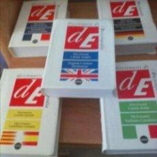 Diccionarios: MINI DICCIONARIO DE BOLSILLO CATALAN-ALEMAN. Lote 268251889