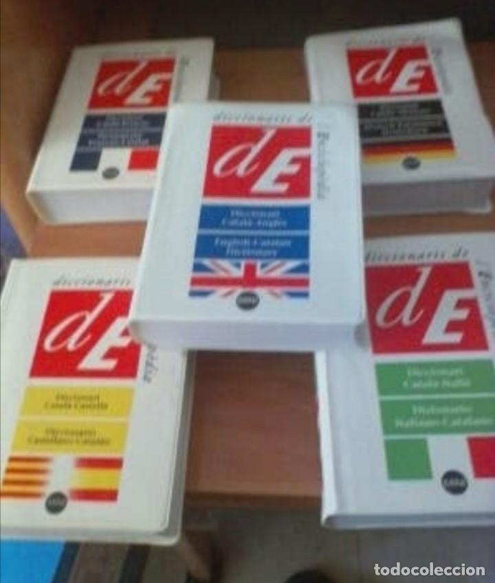 MINI DICCIONARIO DE BOLSILLO CATALAN-ITALIANO (Libros Nuevos - Diccionarios y Enciclopedias - Diccionarios)