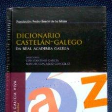 Diccionarios: DICCIONARIO CASTELAN-GALEGO DA REAL ACADEMIA GALEGA - CONSTANTINO GARCIA , MANUEL GONZALEZ GONZALEZ. Lote 268997554